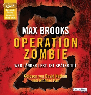 Das Audiobook Operation Zombie