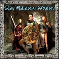 Logo des deutschen Rollenspiels Chimera Stones