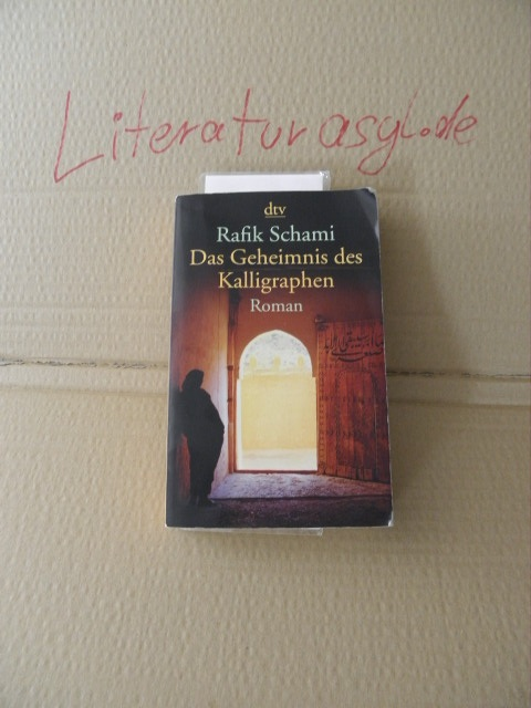 Das Geheimnis des Kalligraphen - Buchkritik