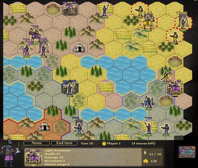Medieval Wars 2 - Strategie Rundenbasiert