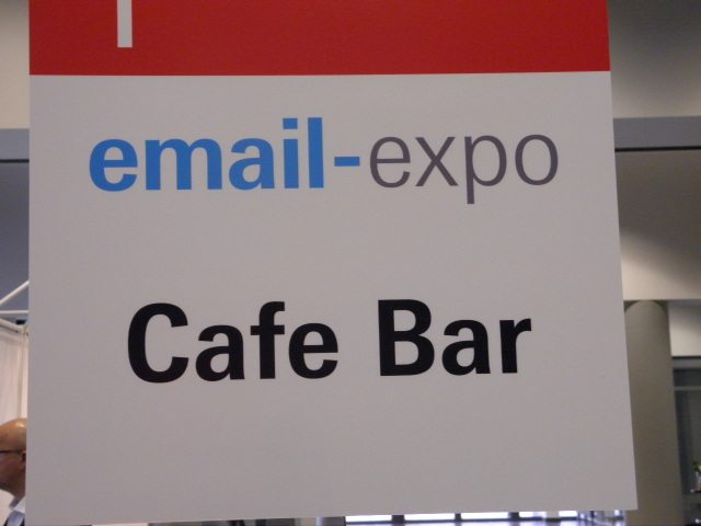 Email Expo 2013 - Tag 2