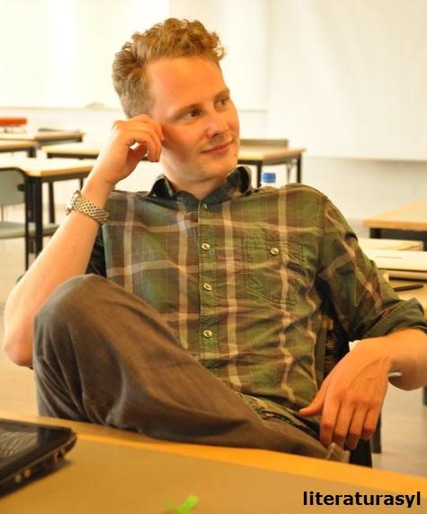 Interview Mads Pankow - Herausgeber DIE EPILOG