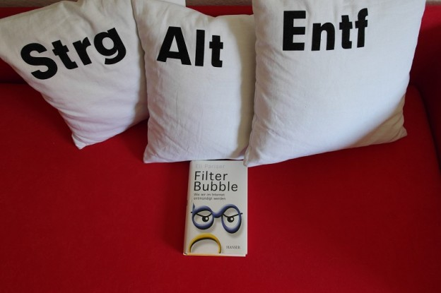 Filter Bubble Buchtitel