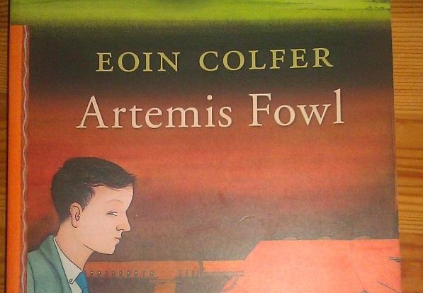 Artimis Fowl - Eoin Colfer - Buchkritik