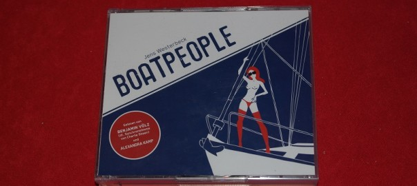 Boatpeople Hörbuch