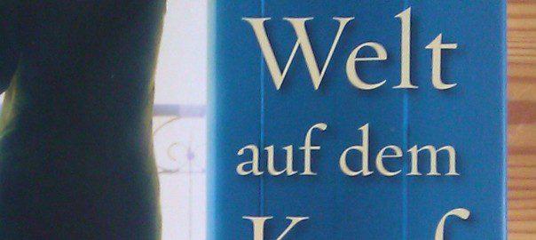 Titelbild des Buchs Die Welt auf dem Kopf