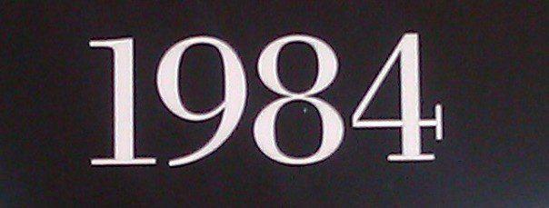 Buchbesprechung zu 1984