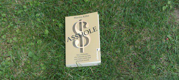 Hier sieht man den Roman A$$HOLE