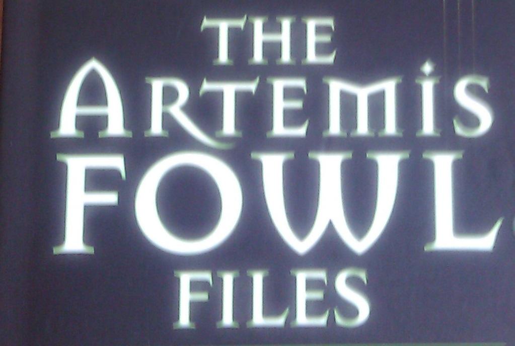 Die Akte - Artemis Fowl