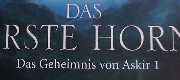 Fantasy Roman Reihe das erste Horn