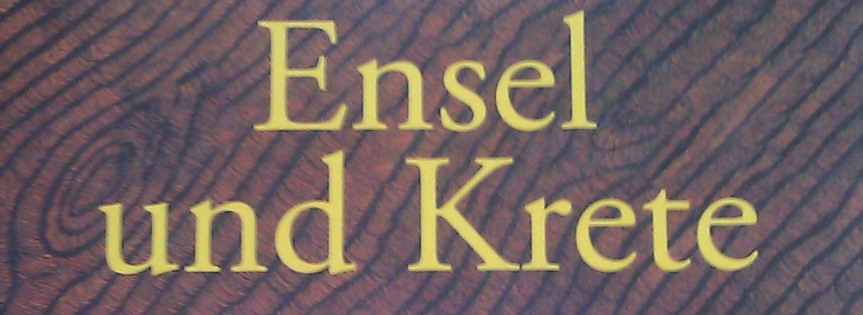 Ensel und Krete - Walter Moers
