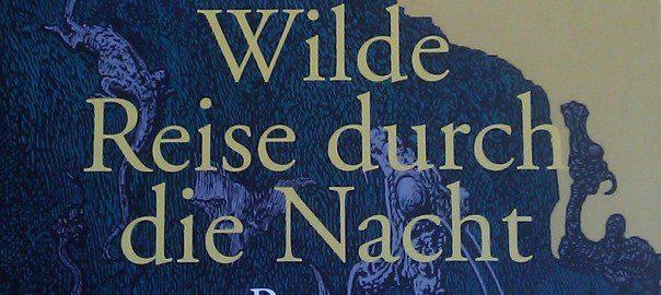 Roman wilde Reise durch die Nacht