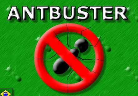 Hier sieht man das Logo von Antbuster