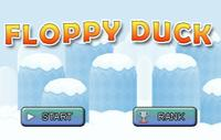 Startbildschirm von Floppy duck