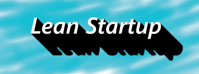 Titelbild von Lean Startup Buchbesprechung